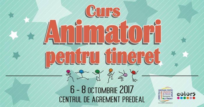Curs animatori pentru tineret 2017 - DJST Brasov